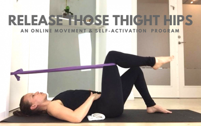 Release those tight hips